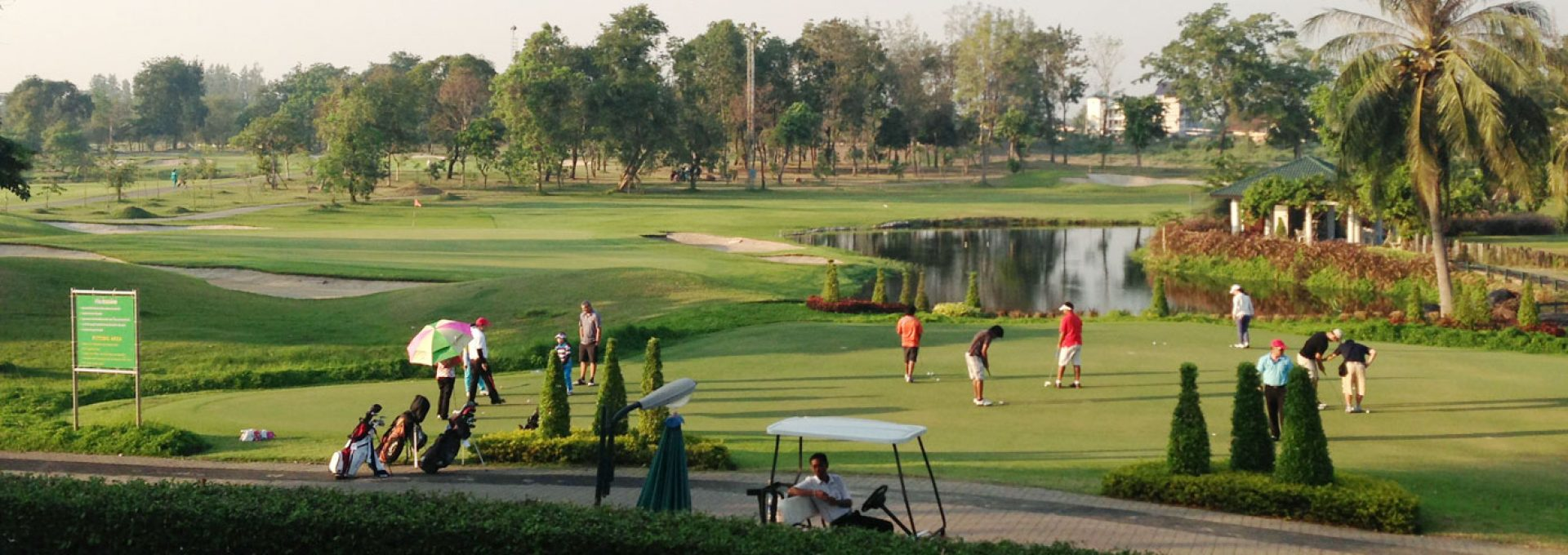 Thailand Golf School